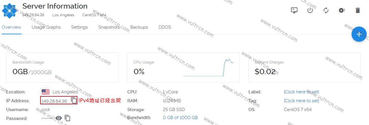Vultr 2.5 美元机器报错 Network is unreachable 的解决办法